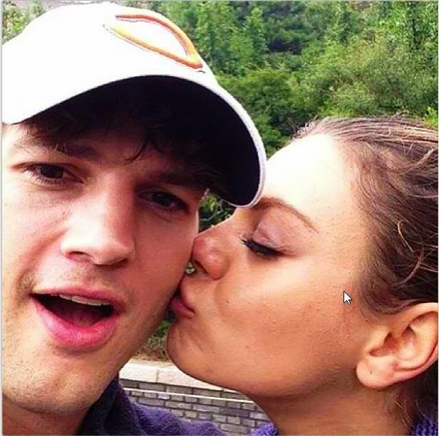 The Truth Behind Ashton Kutcher & Mila Kunis' New Orleans ...