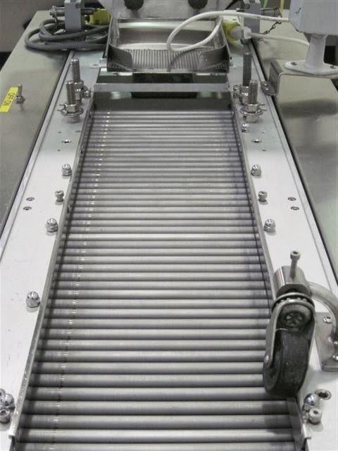 tablet&capsule inspection machine Prüfmaschine fuer ...