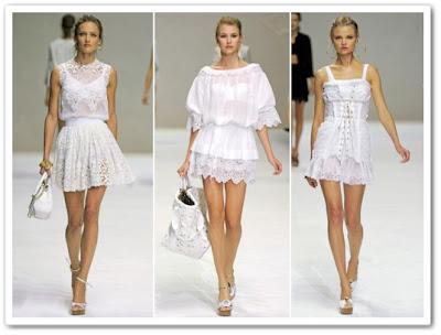 Vestidos-Brancos-de-Renda-Dolce-Gabbana
