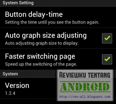 Pengaturan LITELOG FREE versi 1.2.4 - Aplikasi untuk mencatat aktivitas dengan cepat dan mengetahui riwayat aktivitas Anda dalam bentuk teks dan grafik (rev-all.blogspot.com)