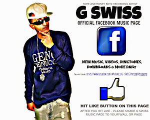 G Swiss Facebook Music Page