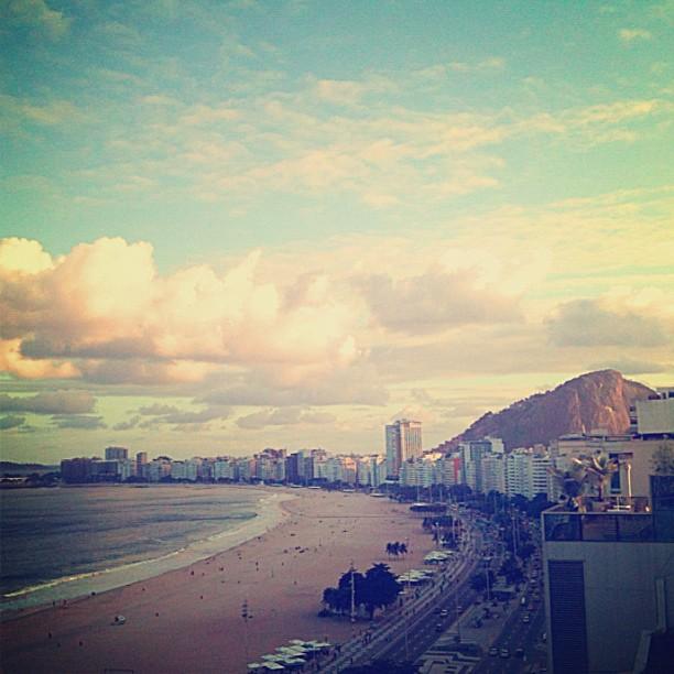 Copacabana, beach, Rio de Janeiro, Pablo Lara H