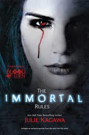 Immortal Rules by Julie Kagawa