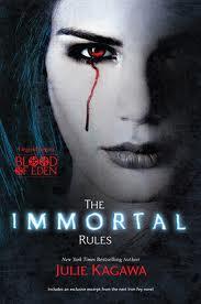 Immortal Rules by Julie Kagawa