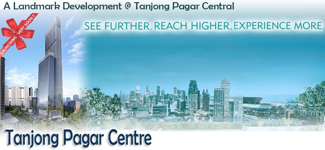 Tanjong Pagar Centre By GuocoLand