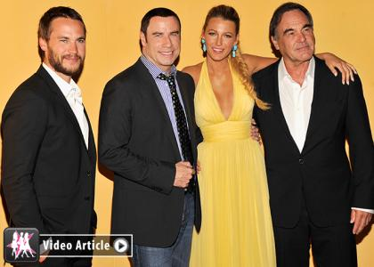 Blake Lively & Co. Premiere 'Savages' in NYC » Gossip