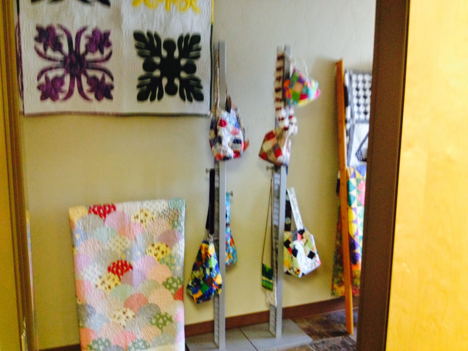 Quilts at Quiltsmart