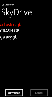 emuladores windows phone gb