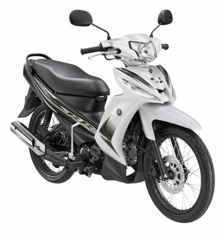 Yamaha Vega RR Putih