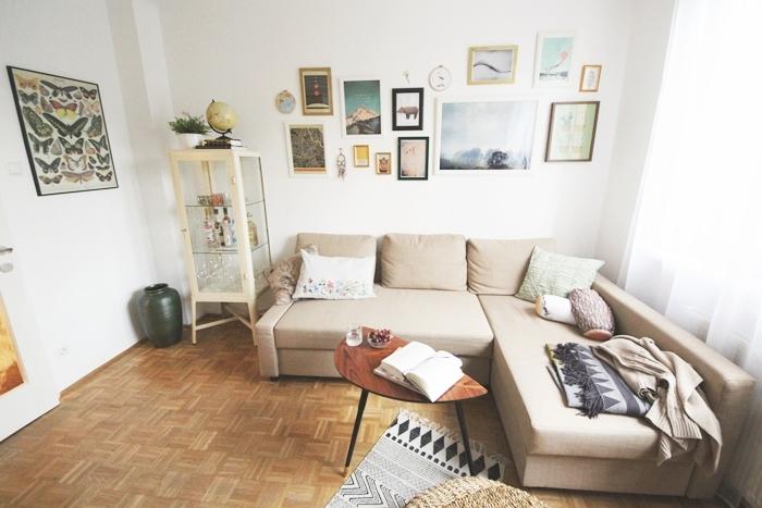 Das Wohnzimmer Misst Brigens Etwa 13 15m Mit Dem Weitwinkelobjektiv Sieht Es Dann Nochmals Grsser Aus