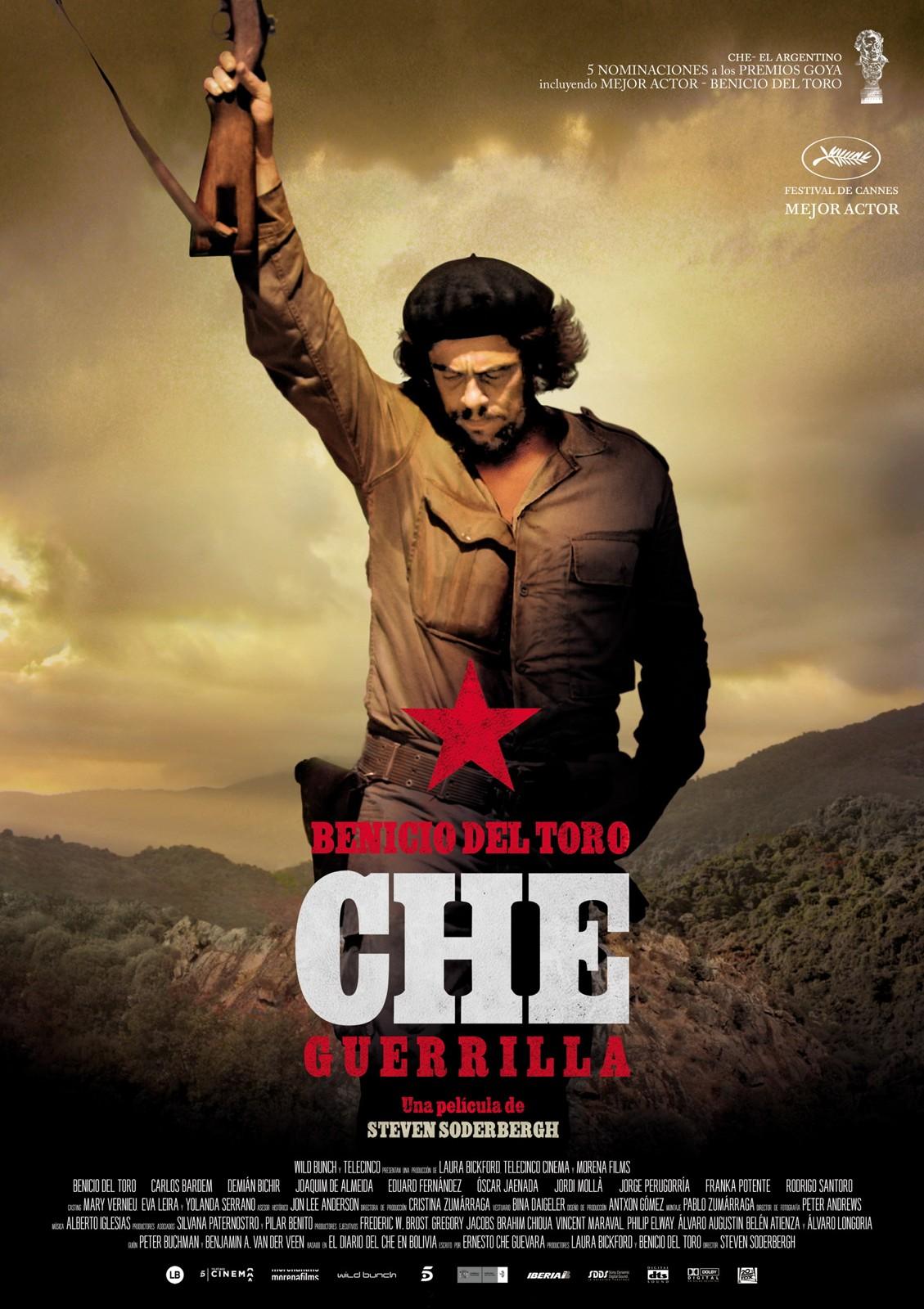 ჩე: ნაწილი მეორე (ქართულად)   Che: Part Two / Чe: Часть вторая