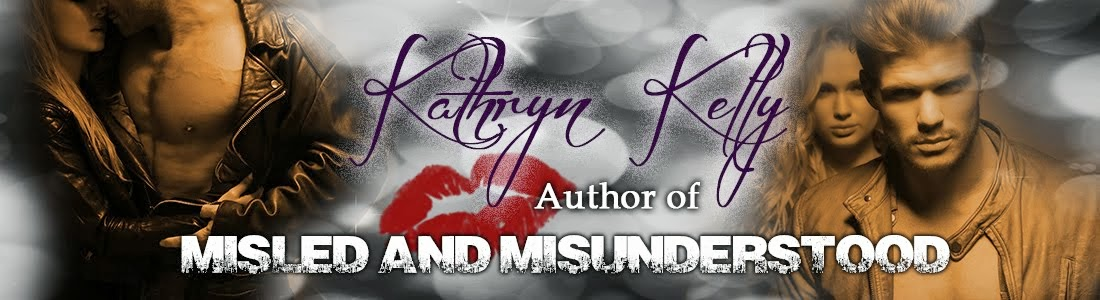 Author, Kathryn Kelly