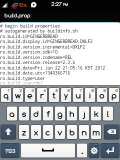 edit build.prop to enhance ram consumption