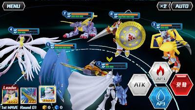 Digimon Linkz cover