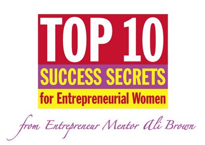 Free CD Top 10 Success Secrets for Entrepreneurial Women