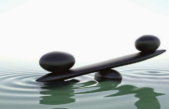 encuentra el equilibrio en tu vida