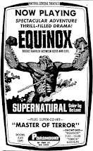 EQUINOX DOUBLE BILL