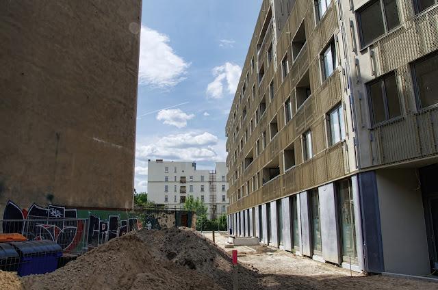 Baustelle Wohnhaus, Dennewitzstraße / Pohlstraße 11, 10785 Berlin, 13.07.2013