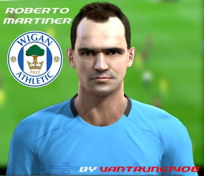 Roberto Martinez Face by vantrung1408