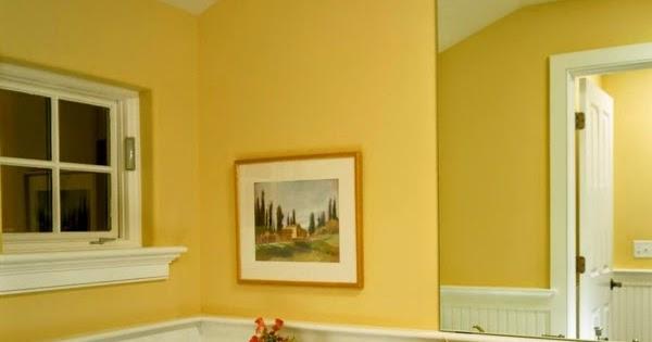 Baño Amarillo Decoracion:Decoración de baños color amarillo – Colores en Casa