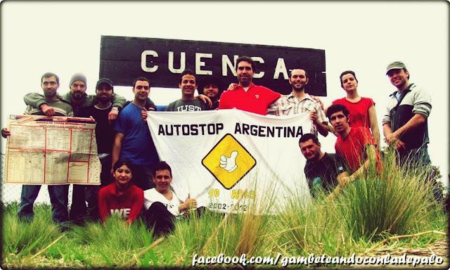 Autostop Argentina - Encuentro en Tres Algarrobos
