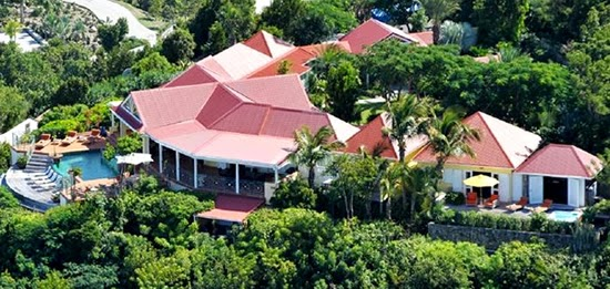 Beautiful home for sale in Lurin, St Barts