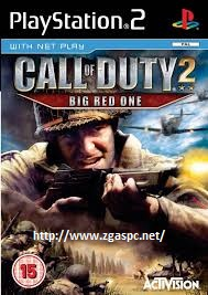 Free Download Games Call of Duty 2 Big Red One PCSX2 ISO For PC  Full Version ZGASPC