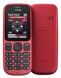 Low Price Dual SIM Mobile Nokia 101