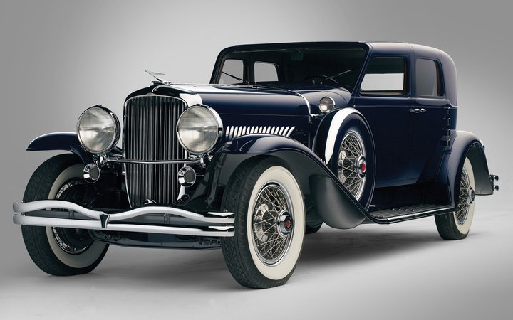 Duesenberg old american cars 100knot for Old classic american cars