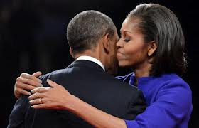 Obama and michelle image