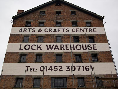 Lock Warehouse en Gloucester