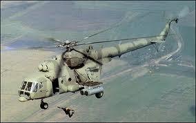 helikopter angkut rusia