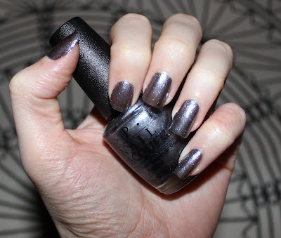 OPI No More Mr. Night Sky