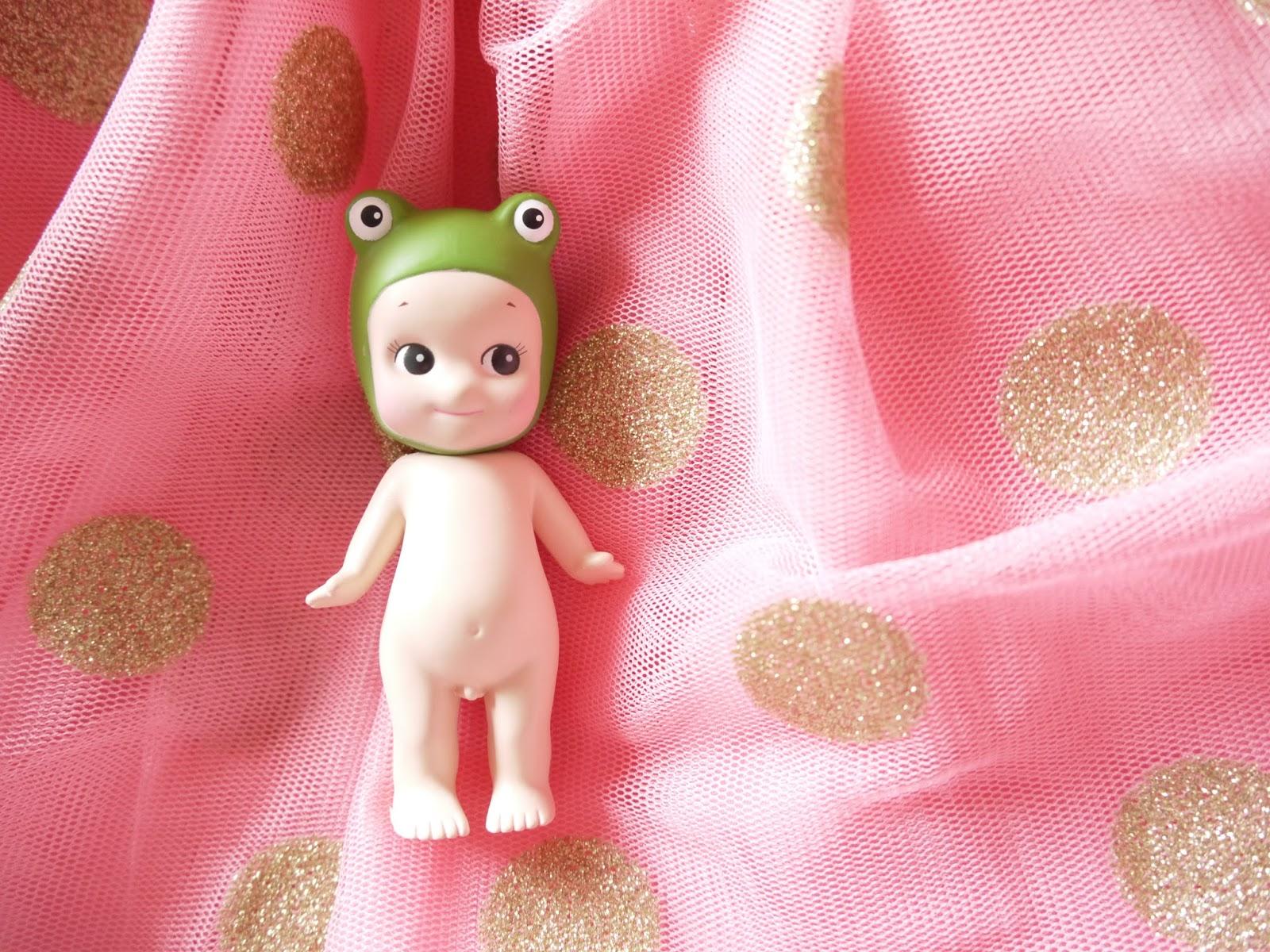 sonny angel grenouille