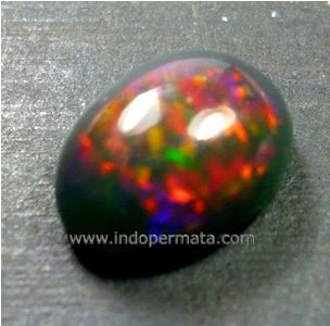 Batu Permata Black Opal - 541 | TOKO BATU PERMATA | JUAL ...