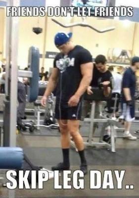 vergessen die beine zu trainieren bodybuilding fitness