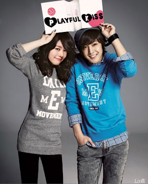 Kim Hyun Joong and Jung So Min