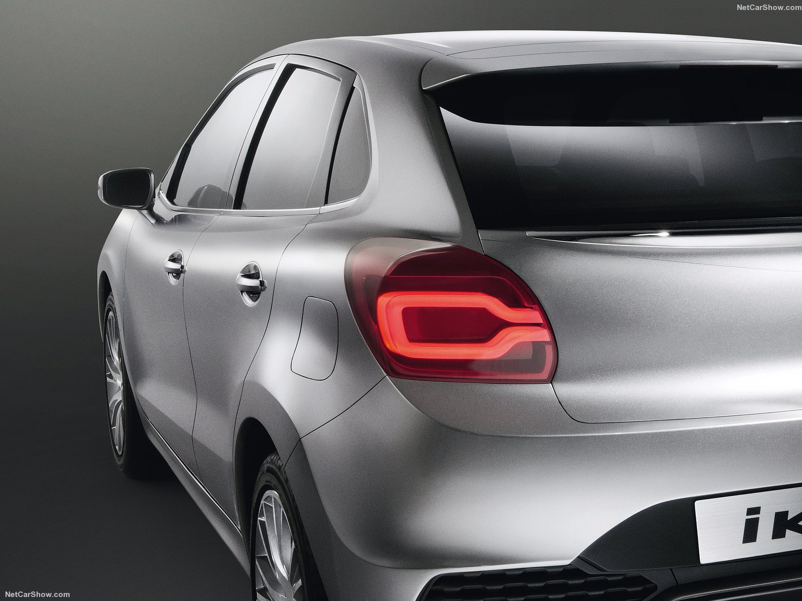 Hình ảnh xe ô tô Suzuki iK-2 Concept 2015 & nội ngoại thất