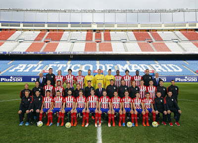 Atletico de Madrid photo 2015-2016