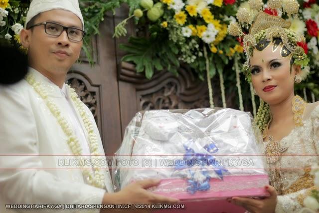 Prosesi Akad Nikah  TIA ANGGRAINI dan RIFKY KURNIAWAN | Rias Pengantin oleh : DHITA Rias Pengantin Purwokerto | Foto oleh KLIKMG Fotografer Jakarta