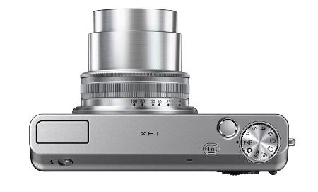 4X Optical Zoom Lens X-F1