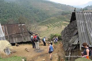 Ban Ho homestay 2 days