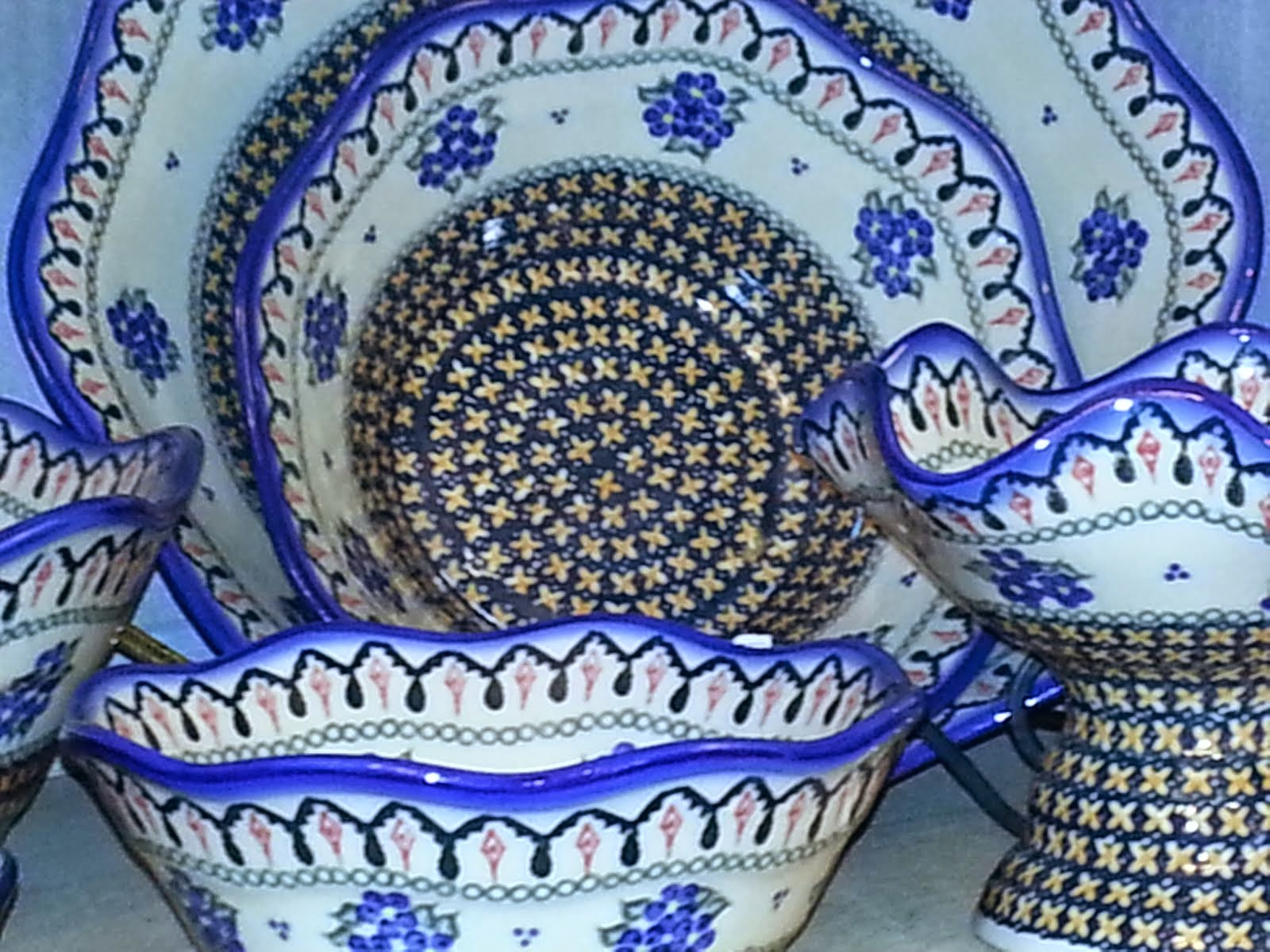 Polish Pottery At The Soap Factory