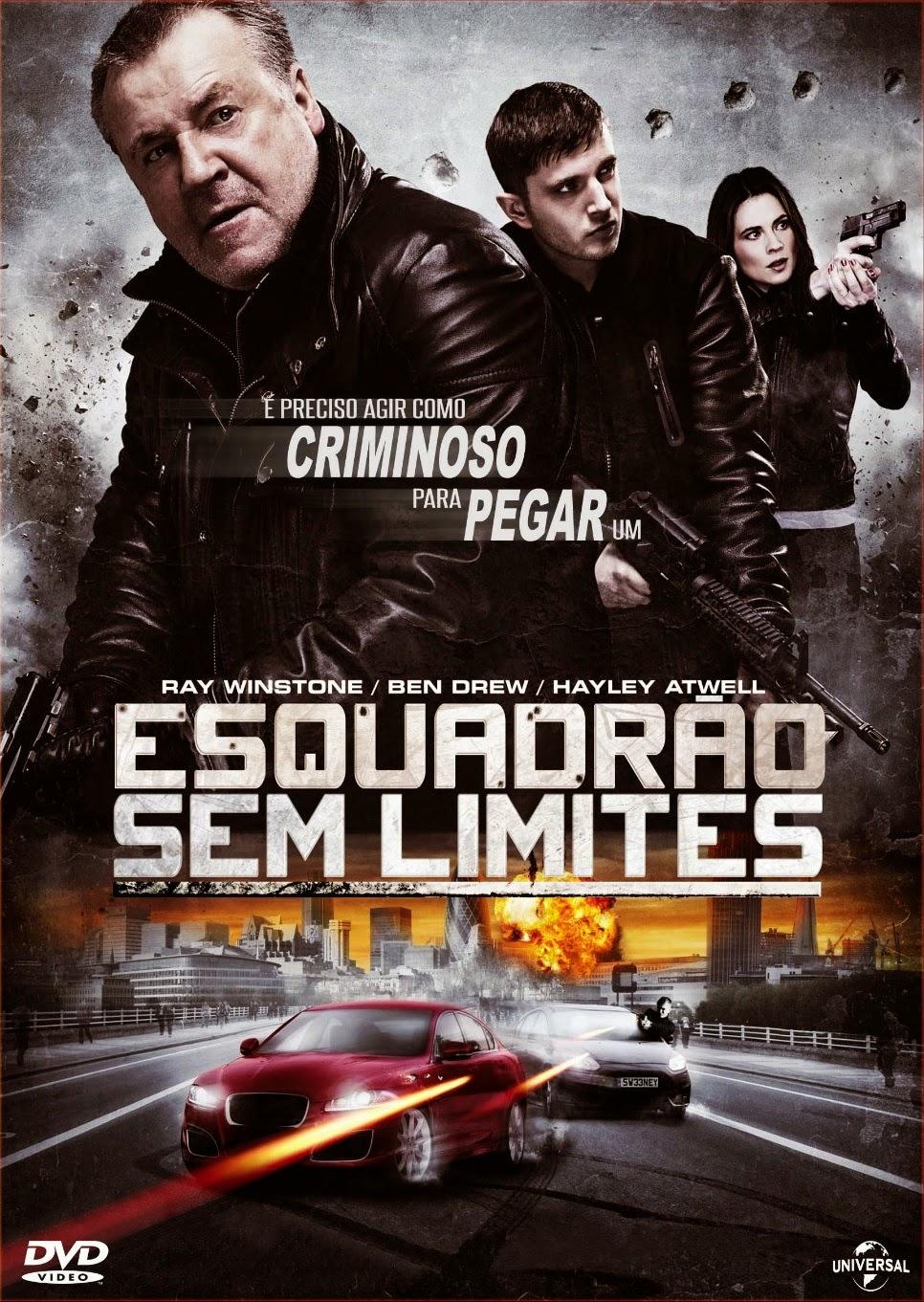 Esquadrão Sem Limites – Dublado (2012)