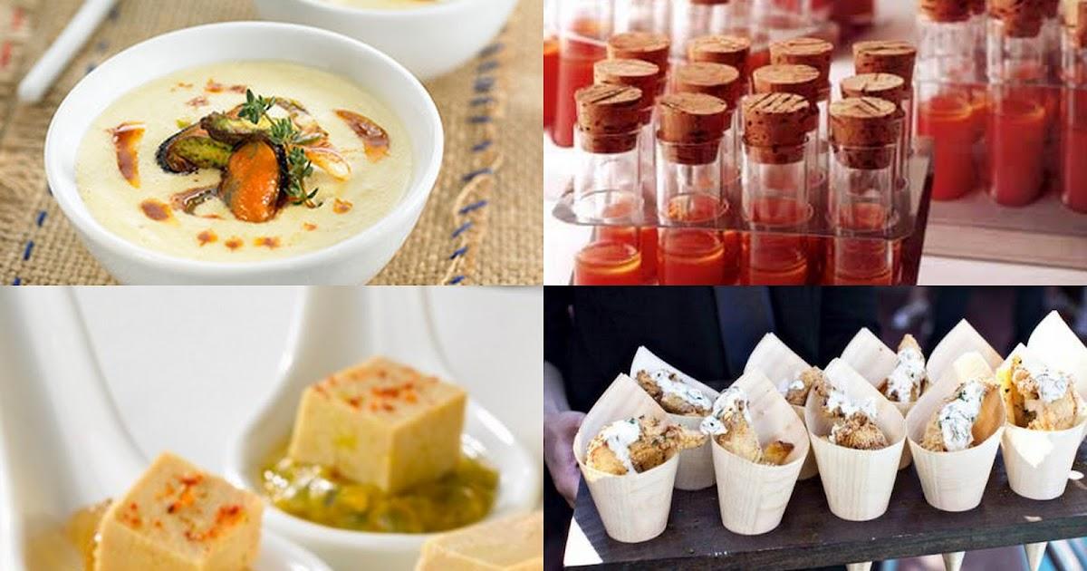 Fiestas con encanto aperitivos gourmet muy f ciles - Los mejores aperitivos ...