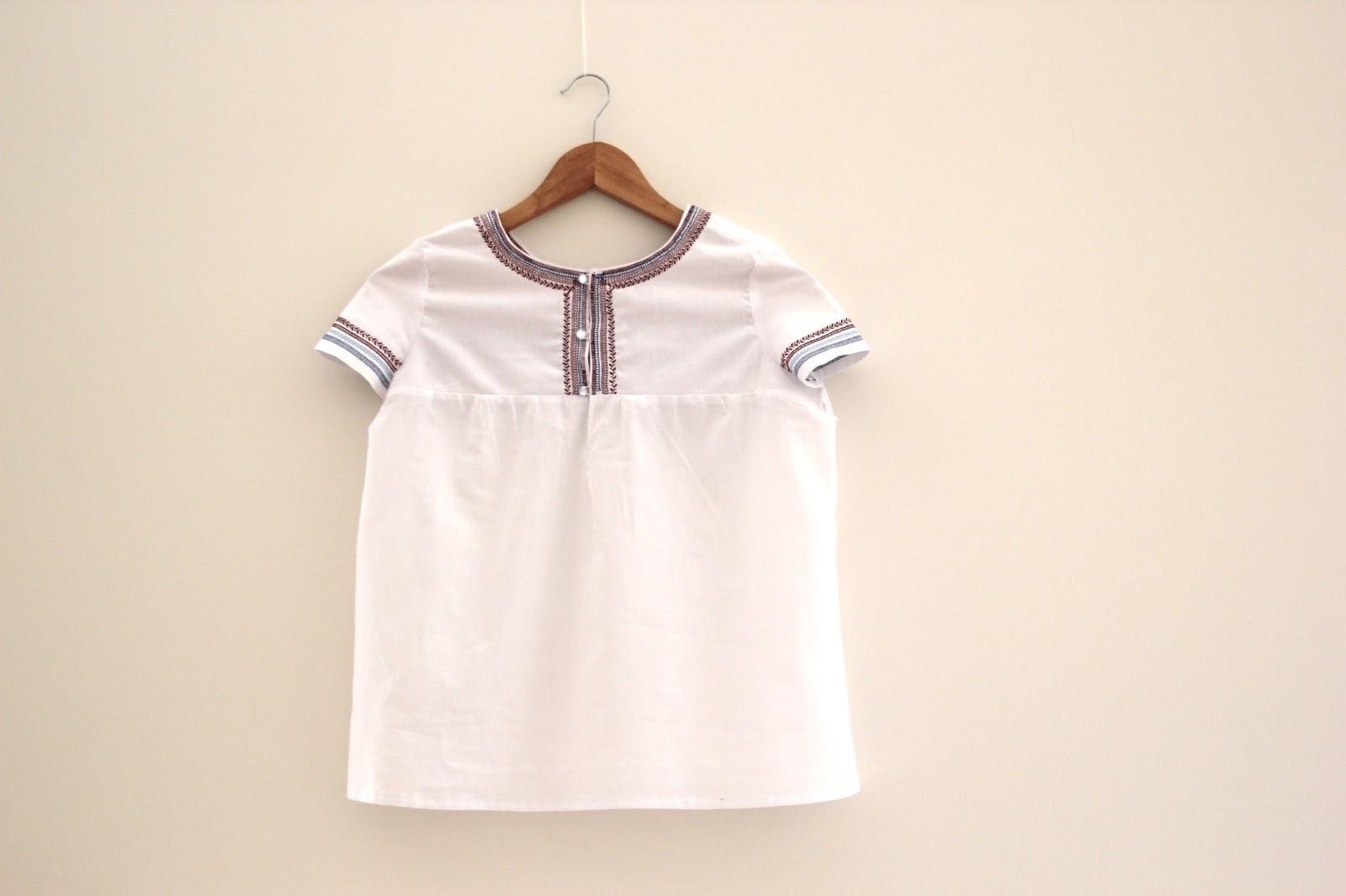 DIY Camiseta Boho (patrones gratis) - Handbox Craft Lovers ...