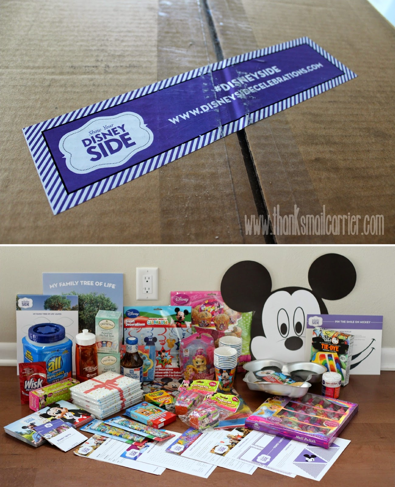 DisneySide Party Supplies