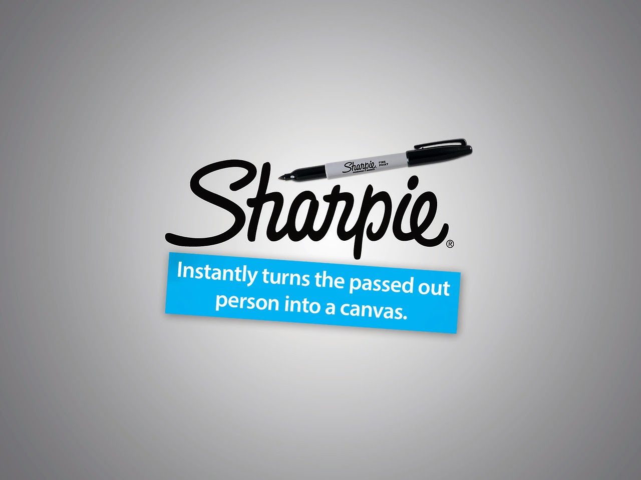 Honest Slogans Sharpie