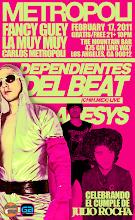 Dependientes del Beat en L.A.