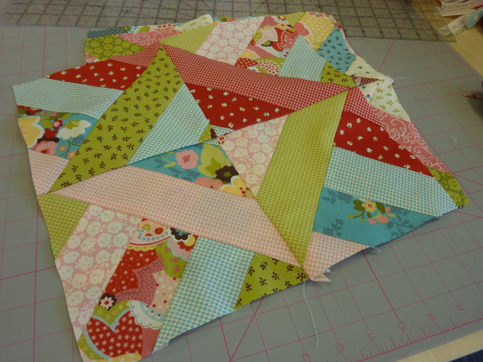 Sew Janome Munkee Creations Patchwork Amp Quilting In